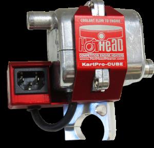 Cube Engine Heater